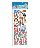 Poezie album stickers dieren 10068407