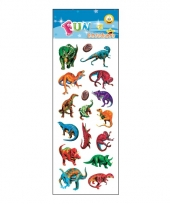 Poezie album stickers dinosaurus 10068133