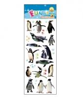 Poezie album stickers pinguins