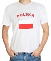 Polen vlaggen shirts