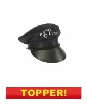 Politie hoed voor kinderen 10049487