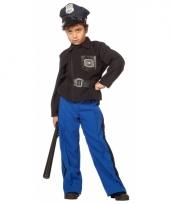 Politie uniform kind