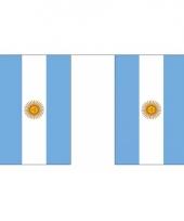 Polyester vlaggenlijn argentinie 3 m