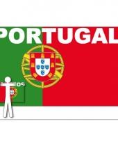 Poncho portugal 150 x 90 cm