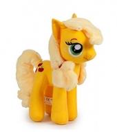 Pony knuffeldier oranje applejack 24 cm