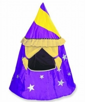 Poppen theater tent