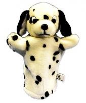 Poppenkast handpop dalmatier