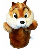 Poppenkast handpop eekhoorn