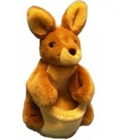 Poppenkast handpop kangoeroe