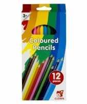 Potloden in verschillende kleurtjes