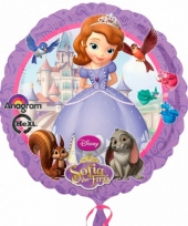 Prinses sofia folieballon