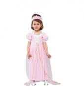 Prinsessen kleding voor peuters