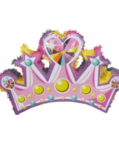Prinsessen kroon pinata