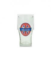 Pub glas best of british