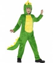 Pyamapak krokodil voor jongens en meiden