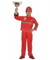 Race outfit voor kinderen