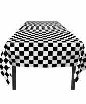 Race thema tafelkleed 130 x 180 cm