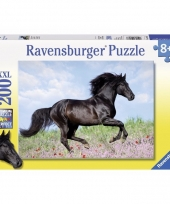 Ravensburger paarden puzzels 200 stukjes