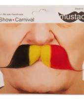 Rechte snor belgie
