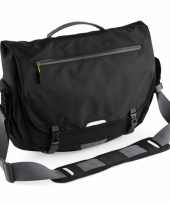 Reflecterende laptoptas 30 liter