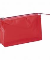 Reis toilettas rood 17 cm