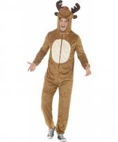 Rendieren outfit van pluche