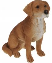 Retriever hond beeldje 39 cm
