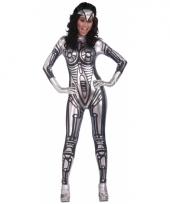 Robot kostuum voor dames