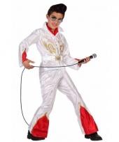 Rock star kostuum voor jongens