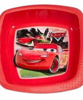 Rode cars thema schaal 16 cm