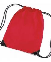 Rode tasjes voor kinderen