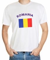 Roemenie vlag t-shirts