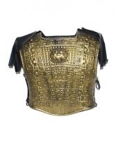 Romeins torso in het goud