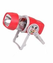 Rood disney mickey mouse leeslampje