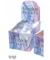 Rooktabletten wit twee stuks