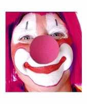 Roze clowns neuzen