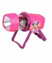 Roze disney minnie mouse leeslampje