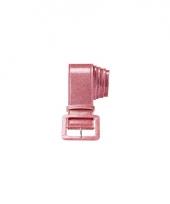 Roze glitter riemen