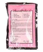 Roze kleurpoeder 100 gram