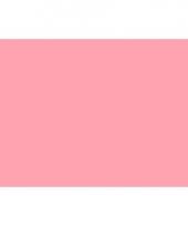 Roze polyester vlag 150 x 90 cm