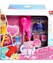 Roze princess dagboek om te versieren