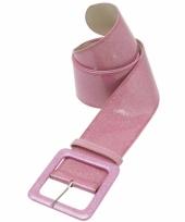 Roze riem dames