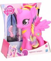 Roze speelgoed my little pony 20 cm