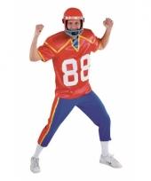 Rugby speler kostuums