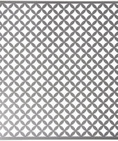 Ruitjes sjabloon 30 x 30 cm