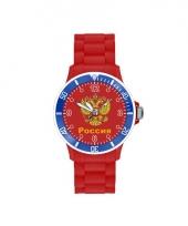 Rusland supporters horloge