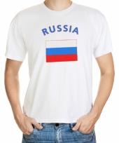 Rusland vlaggen shirts