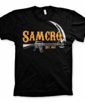 Samcro kleding heren t-shirt