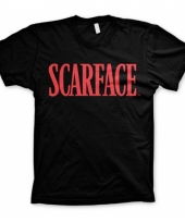 Scarface kleding heren t-shirt