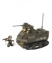 Schaalmodel pantserwagen sluban